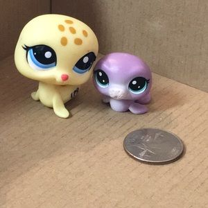 LPS Mommy & Baby Set